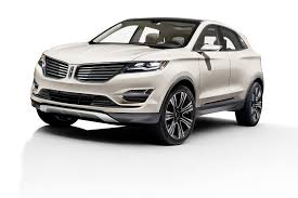 2015 lincoln mkc overview cars com