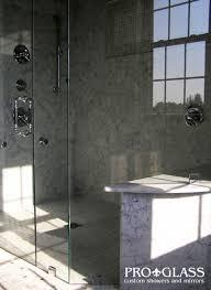 Custom Line Shower Doors by Glass Shower Examples Raleigh Proglass Shower Gallery
