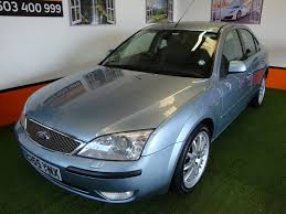 used ford mondeo ghia x for sale motors co uk