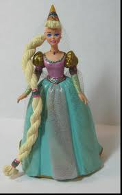 hallmark as rapunzel ornament from antique ables on ruby