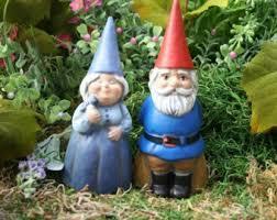 garden gnome figurine gardens garden gnomes and garden