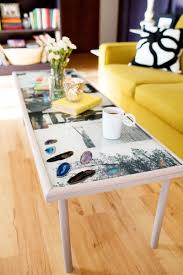 diy epoxy resin coffee table u2013 a beautiful mess