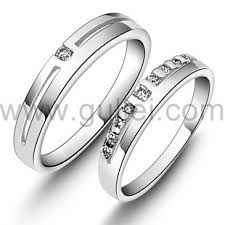 sterling silver engravable jewelry engravable sterling silver couples engagement rings for 2