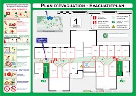 Evacuation Floor Plan Evacuatio Examples Of Evacuation Plan