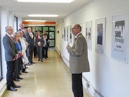 Waldkrankenhaus Bad Godesberg Junge Menschen Sehen Reformation Ausstellung Vom 10 Oktober Bis