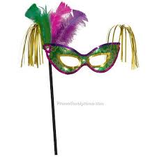 where can i buy mardi gras masks mardi gras mask with stick china wholesale