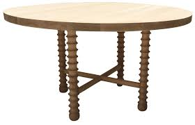 White Oak Furniture Dt 01 Spanish Reproduction Walnut Dining Table Lyre Legs Haskell