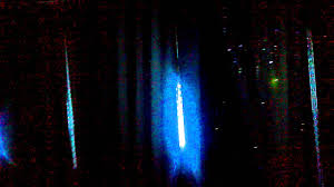 led dripping icicle christmas lights led icicle drip lights in motion youtube