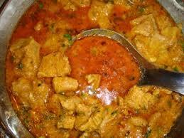 cuisine pakistanaise recette gosht salaan sauce qui se mange avec le riz ou le recette