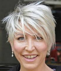 choppy hairstyles for over 50 photo gallery of choppy short haircuts for fine hair viewing 14
