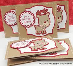 my craft spot dt post by kate rudolph the nosed reindeer card