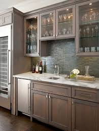 Wine Glass Storage Cabinet by Custom Wet Bar Pillars Living Room Traditional With Wine Glass