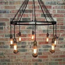 Simple Wrought Iron Chandelier Rustic Chandeliers Wrought Iron Home Design Plan