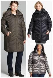 Plus Size Down Coats Best 25 Plus Size Puffer Coat Ideas On Pinterest Full Figure