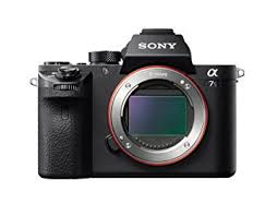 amazon black friday camera amazon com sony a7s ii ilce7sm2 b 12 2 mp e mount camera with