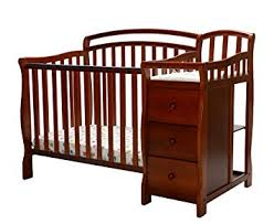 Mini Cribs With Changing Table On Me Casco 4 In 1 Mini Crib And Dressing Table
