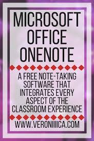 microsoft office onenote a free note taking software that