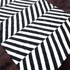 Striped Area Rugs 8x10 Black Area Rug 8 10 Tapinfluence Co