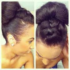 Styles To Wear While Transitioning To Natural Hair - how to transition from relaxed to natural hair in 7 steps