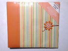 colorbok scrapbook albums refills in brand colorbok album size 8x8 ebay