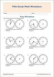 free printable telling time worksheets archives edumonitor