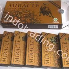 jual pusat coffee miracle vitalitas pria grosir kopi miracle