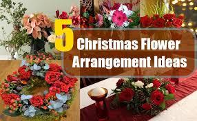 christmas table flower arrangement ideas sweet ideas floral decorations for christmas table flower chritsmas