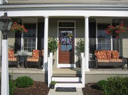 front porch decorating ideas for fall good front porch furniture