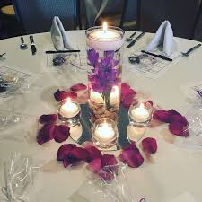 Purple Floating Candles For Centerpieces by 36 Best Upgraded Centerpieces U0026 Idea Sharing Images On Pinterest