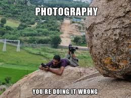 Meme Photographer - overly passionate photographer meme on imgur