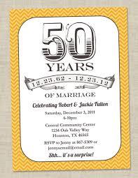 Anniversary Invitation Cards Samples Wedding Invitations For A 50th Wedding Anniversary 50th Wedding