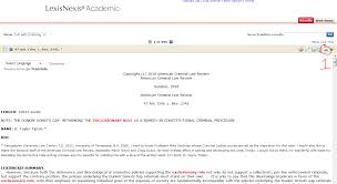 lexisnexis help desk link to articles resources for faculty lamson library at