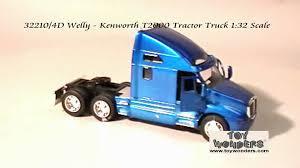 kenworth 2010 models 32210 4d welly kenworth t2000 tractor truck 132 diecast wholesale