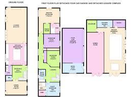 Four Car Garage by 4 Bedroom Barn Conversion For Sale In Morfa Lane Llantwit Major Cf61