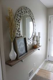 Living Room Wall Decorations by Diy Console Table Project Console Tables Consoles And Entry Foyer