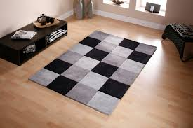 black and white bathroom rug runner creative rugs decoration