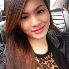 filipina artist with copper brown hair color hair color for filipino skin