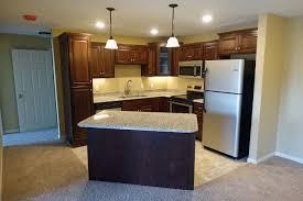 lormar properties inc mankato apartment rentals room pond view kitchen