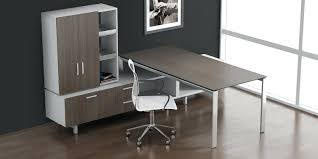 articles with modern executive glass top desk tag awesome glass