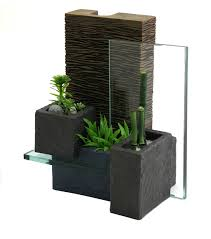 fluval edge zen wall ornament with plant baskets maidenhead aquatics