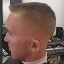 horseshoe haircut longer horseshoe flat top has a rounded crown back flat top