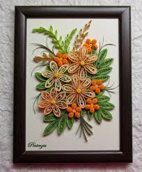 quilled flowers by pinterzsu my works pinterest quilling