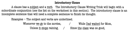 when writing a paper are movies underlined mow writing guidelines pra classical academy for homeschoolers introductory clause