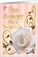 wedding anniversary cards for sister from greeting card universe