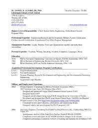 Resume Builder Software Reviews Military Resume Templates
