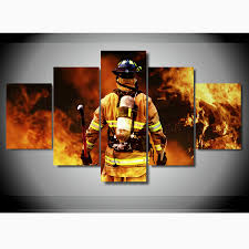 firefighter home decorations sumptuous design ideas firefighter wall art new 10 decorating of