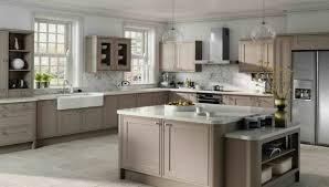 couleur cuisine moderne la couleur taupe pour une cuisine moderne et top aktumag