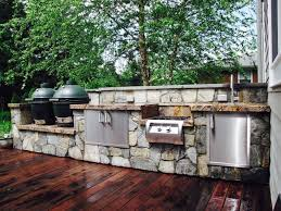 outdoor kitchen design outdoor kitchen designs installation j j landscape management