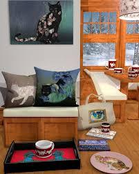 cozy cat breakfast nook u2013 the whimsical post