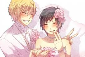 wedding dress anime post an anime character in a wedding dress anime answers fanpop